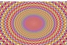 Optical Illusions / by Amy Patton
