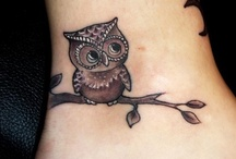 Tattoos / by Libby Wells