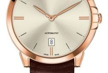 Watches Watch / Rose gold, black, white. Classic and clean. / by Baal Teshuva Journey