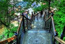 Alleys, Paths & Stairs / by Baal Teshuva Journey