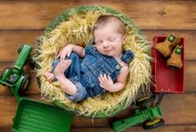 Newborn/Baby Photography / by Jaime Furrow