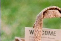 Wedding Welcome Bags / by Alena K