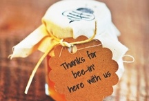 Wedding Favors / by Alena K