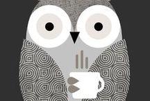 Owls / by Stephanie Barsness