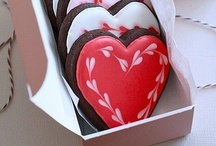 Things Related to Valentine's Day / Treats and crafty ideas celebrating love. / by Tina_Vega