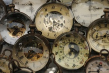 Tick Tock Clock / by Lynn Cranmer Mihok