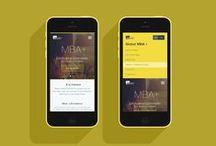 iOS_phone_UI / by Agata Badowska