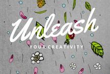 Creativity tips / Tips to supercharge your creativity / by Canva