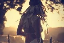 B o h o / You belong among the wildflowers, you belong somewhere you feel free.  / by L a u r i e