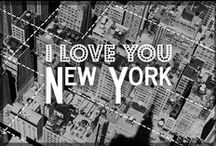 I LOVE NY / by itoyoshi