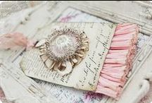 VINTAGE DREAMS - Gift Tags / Vintage-style gift tags. / by Diane Blair