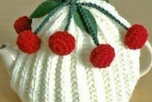 tea cozy / Something to keep your tea hot / by Cesca Faber