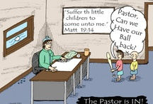 The Pastor Is In / by John Contois