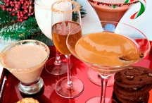Dishin' Up Drinks / Alcoholic and Non-Alcoholic #drinks to spice up your party or your evening! / by Dishin' With Rebelle