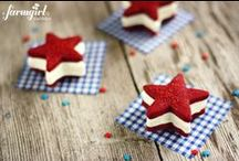 4th of July / by Dishin' With Rebelle