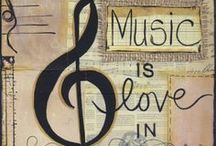 Music / It's all about music! / by Corinne
