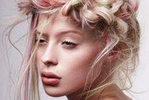 make & hair / by Laurel Stratford