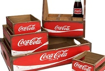 I collect Coca-Cola!! / by Sara Colenutt