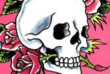 skulls / by Sara Colenutt