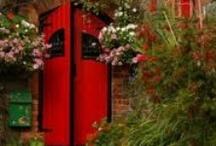 doors! / by Sara Colenutt