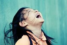 Laugh...Good for the soul / Whats life without laughter... / by Taylor Venus