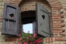 shutters / by Sara Colenutt