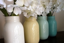 mason jars! / by Sara Colenutt
