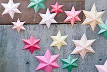 stars & moon / by Kathleen Ballos