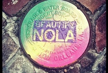 New Orleans NOLA / by Janet Attales