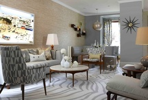 Obsessed! Mid-Century Modern / by Janet Attales