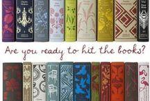 Booksbooksbooks / by Sarah Beaudoin