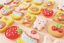 Kawaii Food / by Bronwyn Cunningham