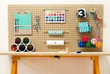 DIY for the Home / Cool home projects I'm dying to try! / by Stephanie Morgan