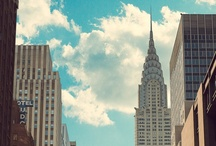 New York City ! / by Rachel Paley