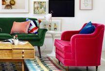 Living room / by Scarlet Navarro