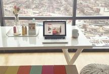Workspace / Our special place to work <3 / by Scarlet Navarro