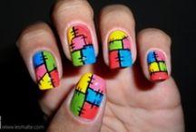iEsmalte - Nail Art / Nails from iesmalte.blogspot.com and www.youtube.com/iesmalte. Follow us to keep youself updated! ;) / by Josélia Vasquez
