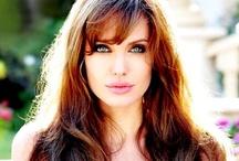 Celeb Focus: Angelina Jolie / by Andrea Giacintucci