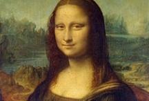 History #1:Leonardo Da Vinci / by Andrea Giacintucci