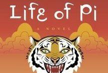 Books Read / by Kailin Hu
