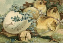 Vintage Easter / Postcards / by Kathy Esz