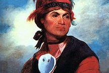 Kanien'kehaka (Mohawk) People / by Roseanne Freese