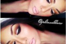 Make Up / by Alisa Morrison