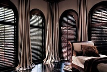 Window Coverings / by Lizzy Vachon