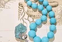 turquoise tints / by Kellie Alge