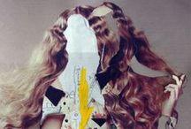collages/prints/paints/patterns / by Mauricio da Paz