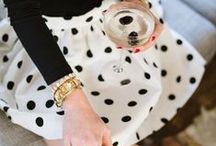 gingham, dots and / by Kellie Alge