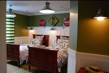 Kids: Kid's Room / by Shannon Qualls