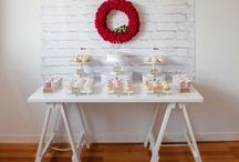 Party: Dessert Tables / by Shannon Qualls
