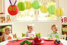 Kids: Kid's Birthdays / by Shannon Qualls